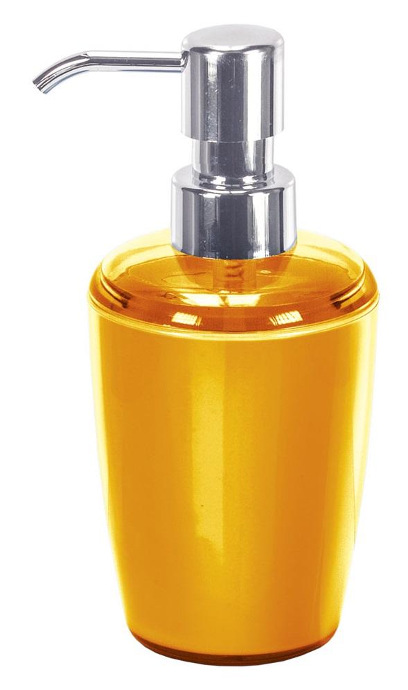 JOKER dávkovač mýdla na postavení, oranžový (5827488854)