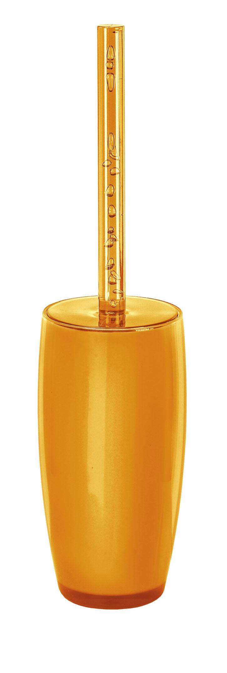 JOKER WC štětka na postavení, oranžová (5827488856)