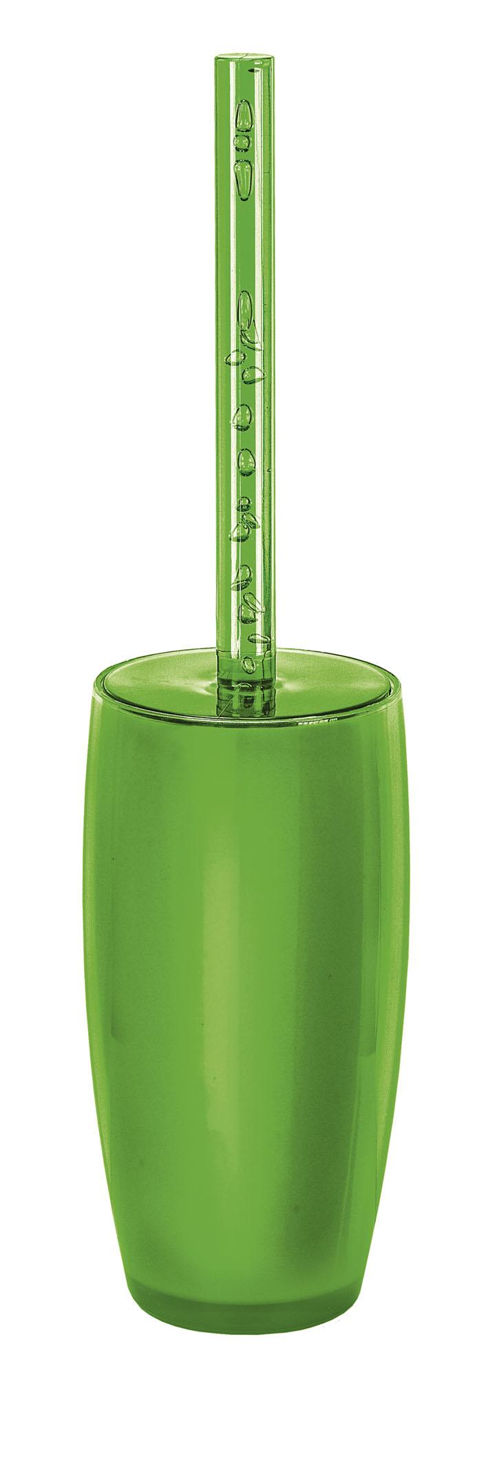 JOKER WC štětka na postavení, zelená (5827615856)