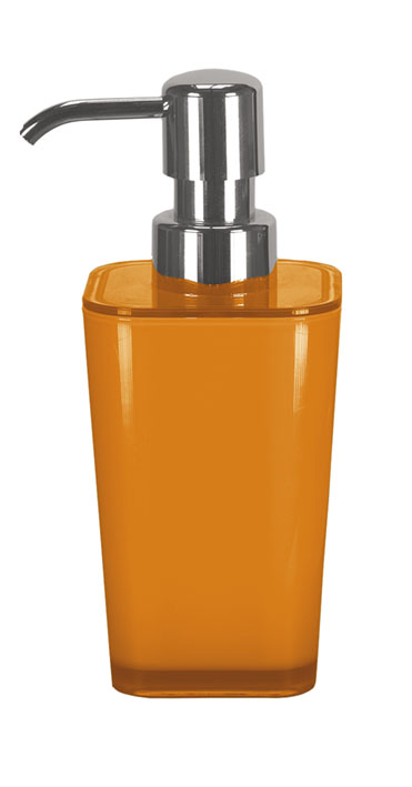 EASY dávkovač mýdla, oranžový (5061488854)