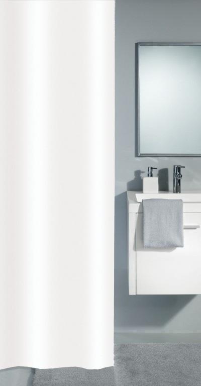 PHONIX sprchový závěs 120x200cm, PVC bílý (4945100238)