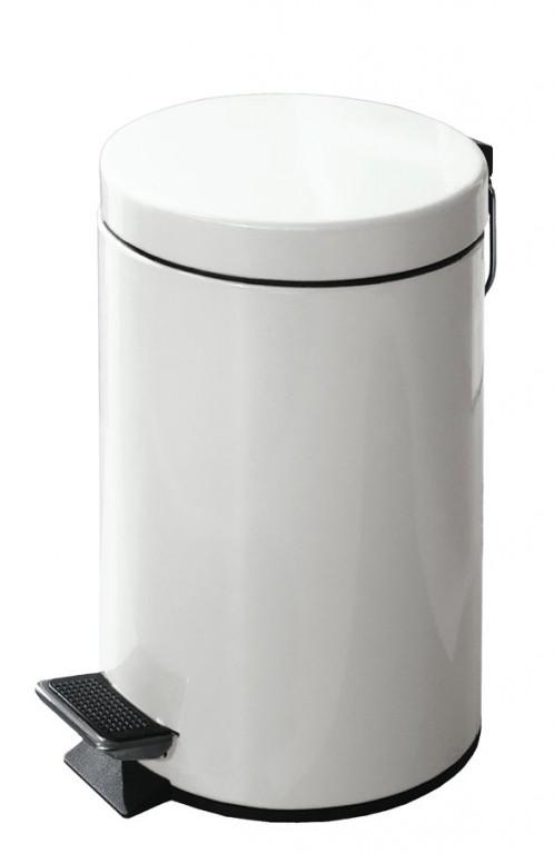 JUMP koupelnový koš 3l, bílý (5062114858)