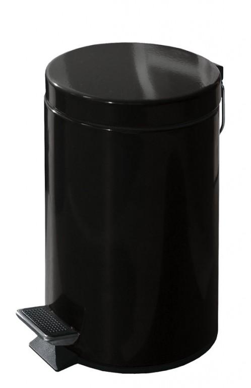 JUMP koupelnový koš 3l, černý (5062926858)